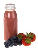 Erdbeer-Smoothie, 0,2 Liter